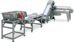 grape processing equipment