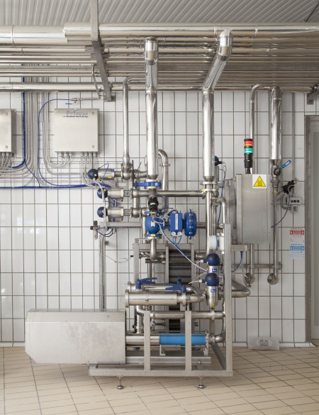 Systems for producing milk for drinking