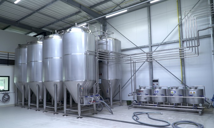 Image result for Beer Fermentation Tank