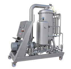 Crossflow filters for sugar solutions