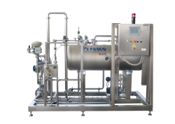Water carbonation systems