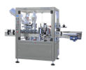 Labelling machine mod. ET 2500 with turret