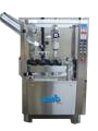 Monoblock capsuling and labelling machine mod. D-2000