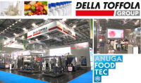 Della Toffola Group at ANUGAFOODTEC